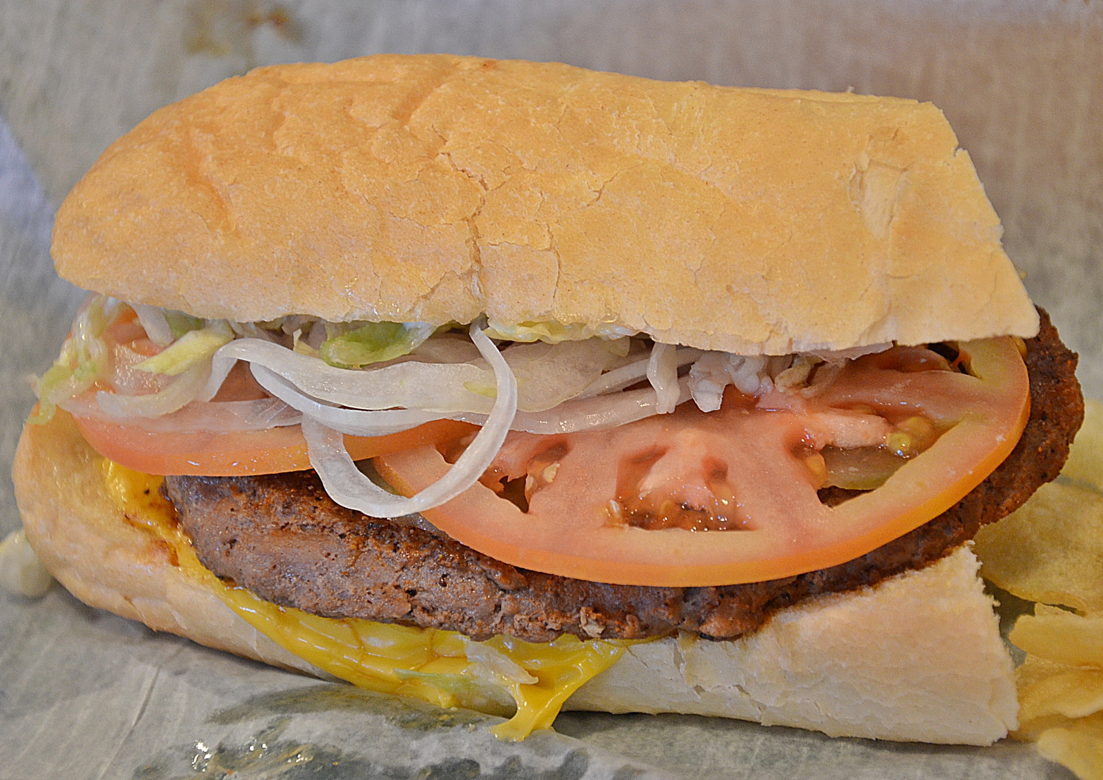 Juliens Poboys in Broussard, LA